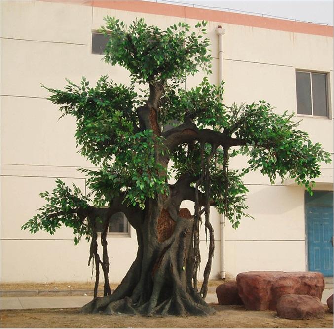 虚假树|假树|虚假桃花树
