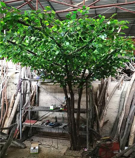 新德里仿真植物树-新德里仿真植物花