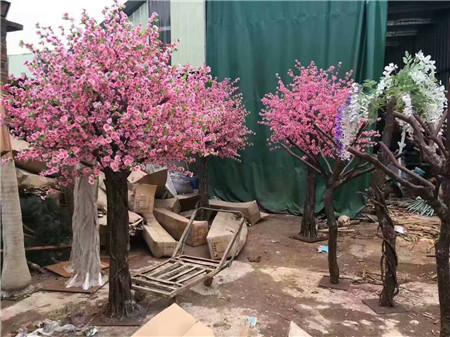 吉林仿真桃树-长沙仿真桃树