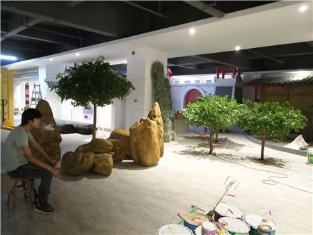 上海市绿色植物墙-上海市室内绿植墙