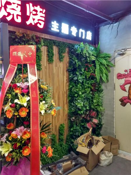 徐州仿真植物墙-无锡仿真植物墙