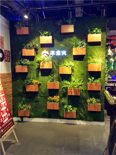 肇庆仿真植物墙-成都市仿真植物墙