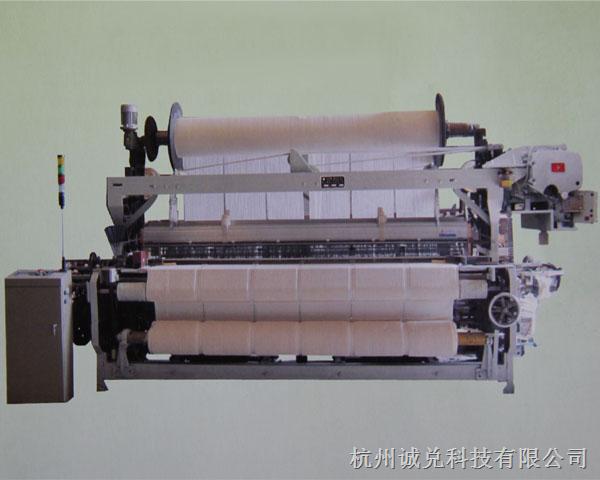剑杆毛巾织机