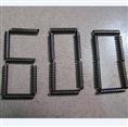 0~600℃双金属元件