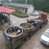 徐州建奎生產2.2米對開式彈簧板結構的活性炭轉爐大齒輪