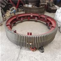徐州建奎優質定制型1.0-3.8米鑄鋼耐磨損的烘干機齒輪生產廠家