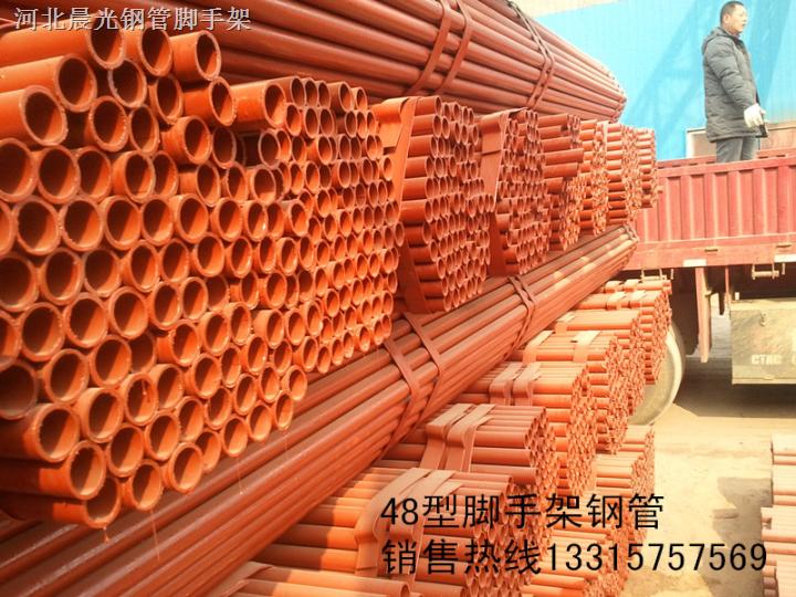 沧州建筑钢管脚手架生产厂家