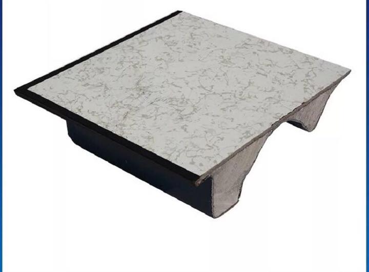 PVC面全钢架空防静电地板