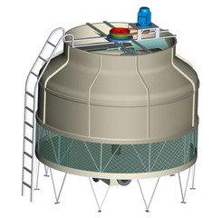 柴油循环水降温冷却塔