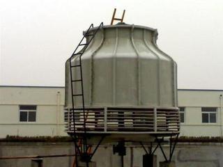 冷凝器循环水降温冷却塔
