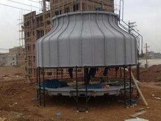 反应釜循环水降温冷却塔