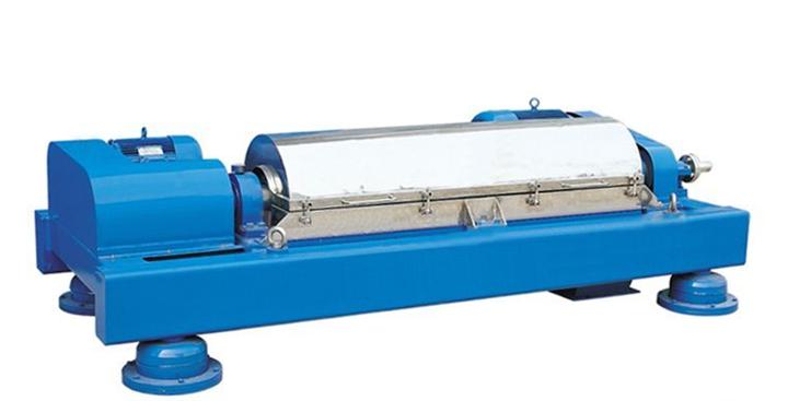 LW550卧式螺旋卸料沉降离心机