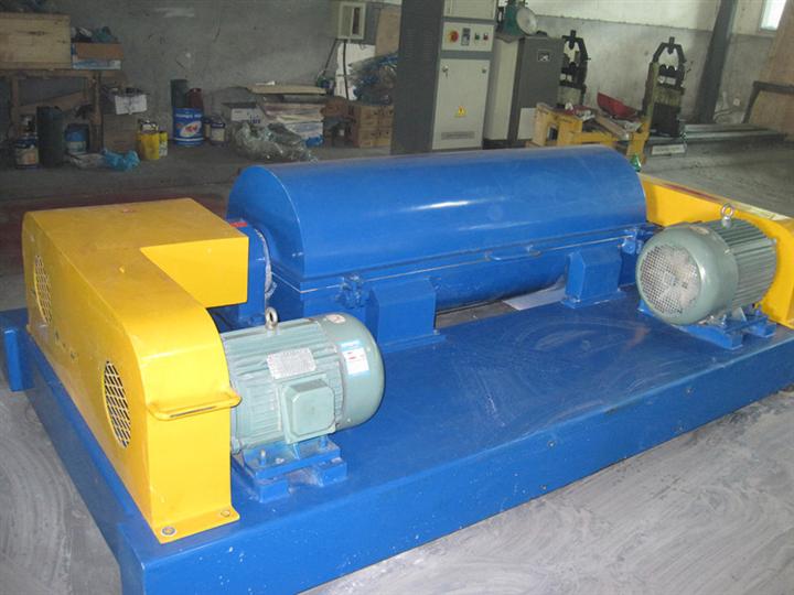 浙江WL250卧式螺旋卸料沉降离心机厂