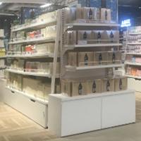 新疆食品展示货架