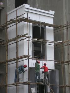 朝阳区外墙保温公司专业楼房保温别墅保温外墙防火保温