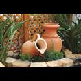 湖南園林陶藝、湖南園林陶藝設計、園林陶藝制作