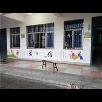 大同特色学校墙绘