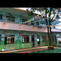大同幼儿园彩绘设计公司