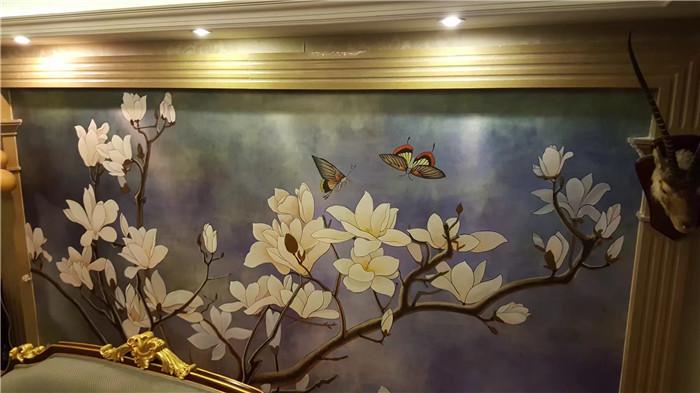 大同哪里有做家装墙绘的