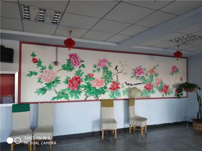 大同家装墙绘公司