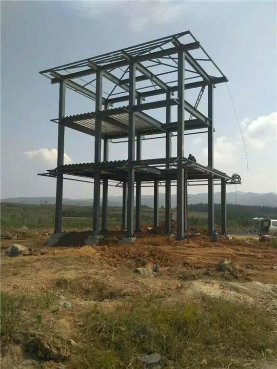 永州钢结构房屋┃永州钢结构大棚