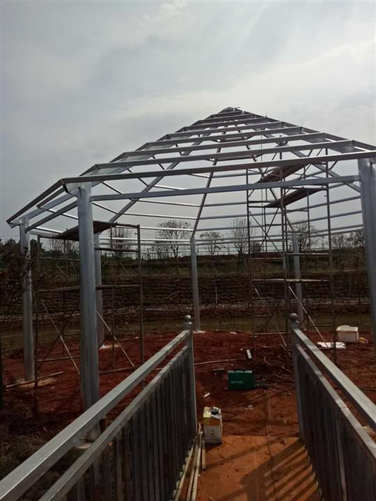 永州钢结构厂房