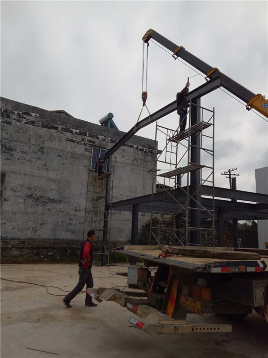 ┃永州钢结构公司