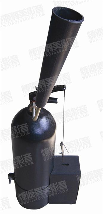 二氧化碳气柱机