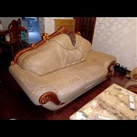 禅城沙发护理换面-大沥欧式沙发维修换皮