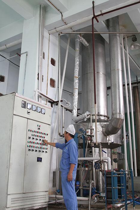 糖浆浓缩MVR  3吨/小时