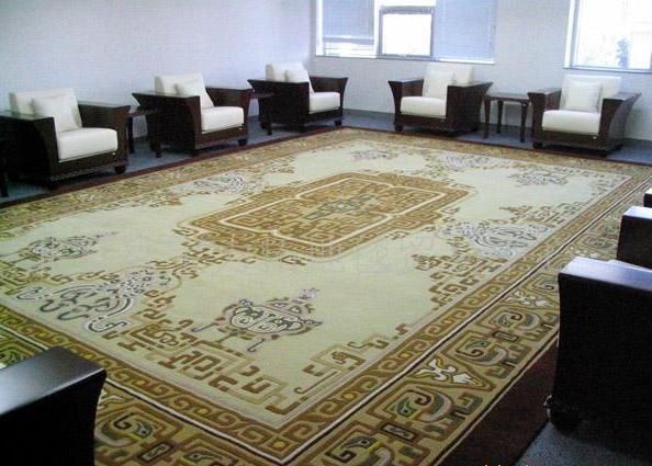 地毯清洗工艺