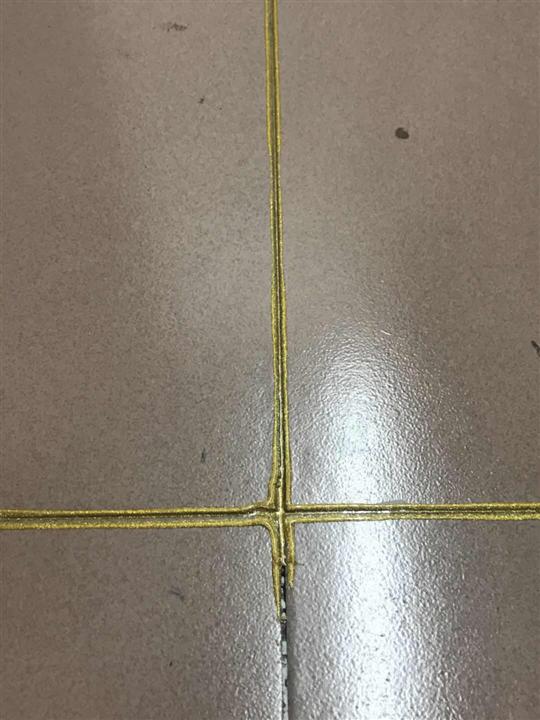 瓷砖美缝的方法