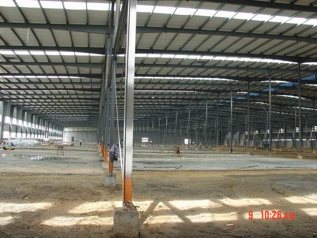 浙江钢结构房屋,浙江钢结构平台